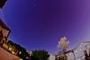 ISS Over Las Vegas (EL_KAB0NG) Tags: longexposure canon lasvegas nevada fisheye 8mm iss startrails clarkcounty rokinon canoneos50d spotthestation