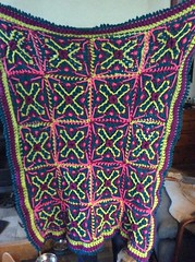 Debra Lucero (The Crochet Crowd) Tags: crochet mikey cal divadan crochetalong yarnspirations cathycunningham thecrochetcrowd michaelsellick danielzondervan freeafghanpattern mysteryafghancrochetalong freeafghanvideo caronsimplysoftyarn