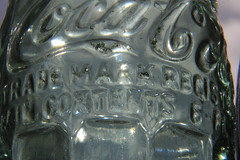 IMG_8498 (ultomatt) Tags: glass vintage bottles pop soda cocacola cokebottles