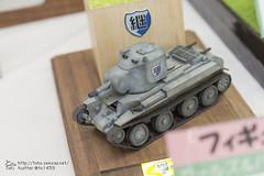 GuP_mc-420 () Tags: model figure volks  plasticmodel  gup    girlsundpanzer