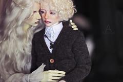 Oliver&Killian (AnMoony) Tags: boy saint doll luv bjd custom dollshe zaoll bjdoll