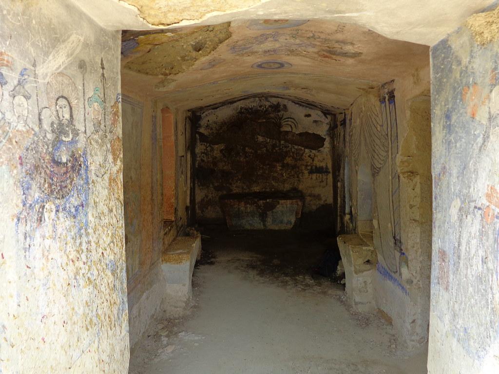 Capilla Enterrada, Zapotitlán Salinas