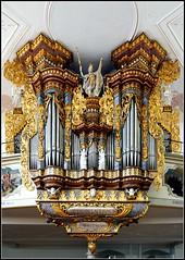 Stiftskirche Horb am Neckar (horidole) Tags: kirche kirchen organo eglise orgel orgue curch badenwrttemberg gewlbe kirchenschiff sakralbauten horban olympuspenepl7 berndsontheimer