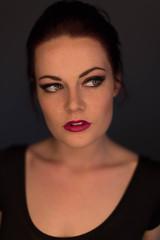Deanna (Kelly Gibbons) Tags: portrait woman calgary beautiful eyes yyc ringlight calgaryphotographer canon6d kellygibbonsphotography
