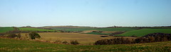 Lewes Racecourse (Worthing Wanderer) Tags: winter sussex chalk december sunny kingston eastsussex southdowns
