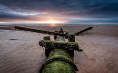 On Stranger Tides (2016 Re-Edit) (f22 Digital Imaging) Tags: seascape sunrise landscape northumberland blyth seatonsluice northeastengland
