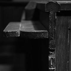 Pew 1 (Andrew Malbon) Tags: bw church square blackwhite interior sigma faded portsmouth wabisabi sig pew anglican merrill foveon shortdepthoffield 50mmf28 fixedlens dp3 strongisland dp3m sigmadp3