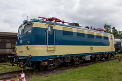 141 248 | DB Museum Koblenz | 19.06.2016 (R_O PhotoPage) Tags: heritage museum train germany db e locomotive sbahn ruhrgebiet 141 248 41 koblenz bundesbahn karlsruher e41 baureihe rheinruhr versuchszug einheitslok