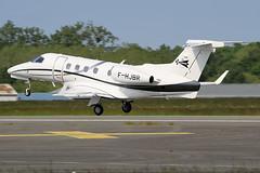 Embraer EMB-505 Phenom 300 Private F-HJBR (herpeux_nicolas) Tags: embraer emb505 phenom300 phenom private fhjbr samsicbeaumanoir takeoff dcollage lfrd dnr bizjet jet airbreizh privatejet msn50500278 cn50500278 prpfb emb e55p