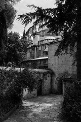 SOKOLLU MEHMET PASHA MOSQUE ISTANBUL (oguz.unver) Tags: history turkey blackwhite culture istanbul orient ottomans mosques