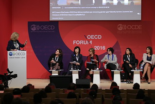 OECD 2016 Forum: Session: Closing the Gender Gap