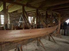 Fortress Louisbourg Nova Scotia storeroom (MisterQque) Tags: novascotia storeroom fortresslouisbourg frenchcolony