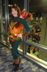 Phoenix Squirrel Girl at the con! (rgaines) Tags: phoenix drag costume cosplay crossplay squirrelgirl awesomecon phoenixforce unbeatablesquirrelgirl awesomecon2016