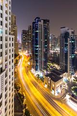 Day 174-365 Dubai (giuliomeinardi) Tags: light night project dubai strada 365 abu dhabi grattacielo notte luce paesaggio arabi emirati soldi ricchezza scie burji giuliomeinardi