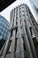 Omotesando - Palazzo Hogo Boss (Tokyo - Japan) (grillopotamo82) Tags: japan skyline tokyo grattacielo giappone