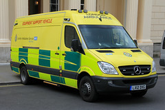 London Ambulance Service Mercedes Sprinter Equipment Support Vehicle (PFB-999) Tags: las light colour london mercedes support ambulance equipment nhs vehicle leds service van grilles unit modules the sprinter 2016 trooping esu sidelights fendoffs lx12dxg