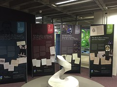 Kevin Barry Touring Display (UCD Library) Tags: ucd culturalheritage kevinbarry ucdlibrary communityengagement
