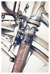 ALEX SINGER CHROME (kick-my-pan) Tags: france bike bicycle bicyclette vélo reynolds campagnolo vintagebicycle randonneur oldbicycle alexsinger mafac maxicar cyclosportif