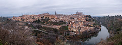 Toledo, Spain (Clarence.TH.Chou Cherub) Tags: travel panorama spain nikon europe honeymoon 28mm espana toledo polar nikkor f18 fx  d800  ptgui   panoshots