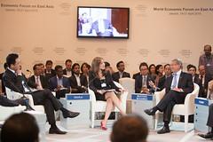 The New AEC Context (World Economic Forum) Tags: indonesia id meeting jakarta wef worldeconomicforum eastasia 2015