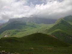 Alone with greatness. #Gusar, #Azerbaijan, #Caucasus (Gasprinskiy) Tags: azerbaijan caucas gusar