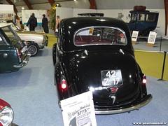 Expo La Rochelle - Simca 8 (Deux-Chevrons.com) Tags: auto france classic car automobile 8 automotive voiture coche oldtimer larochelle ancienne simca classique simca8