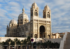 Cathedrale de la Major, Marseille (petrk747) Tags: voyage cruise france travelling history church architecture marseille cathedral memories monuments cathedraldelamajor