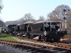 Hoppers and Shark of the IWSR (steamie bob) Tags: carriage railway steam isleofwight isle wight iow havenstreet isleofwightsteamrailway iwsr