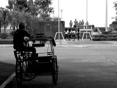 Meeting (Mark Obusan) Tags: school girls memorial general tricycle philippines wwii meeting visit tourist ww2 douglas palo worldwar macarthur corregidor leyte redbeach trisikad ishallreturn leytelanding