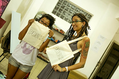Vivência RF7   Elaboração de exposição coletiva (Festival Internacional de Graffiti Recifusion) Tags: graffiti artistas recife desenho rf7 vivência recifusion
