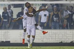 Chiquinho e Ricardo Oliveira (Santos Futebol Clube) Tags: vila santos fc campeonato paulista semifinal belmiro