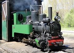 APPEVA CFCD-steamlocomotive N 7. (Franky De Witte - Ferroequinologist) Tags: de eisenbahn railway estrada chemin fer spoorwegen ferrocarril ferro ferrovia