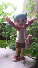 Hello :) (Maude80) Tags: anime girl action figure koiwai yotsuba