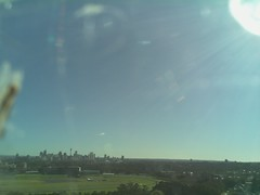 Sydney 2016 May 27 10:13 (ccrc_weather) Tags: morning sky outdoor sydney may australia automatic kensington unsw weatherstation 2016 aws ccrcweather