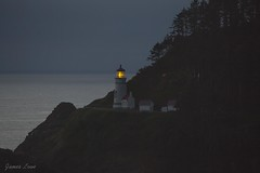 Burning Oil (-JRL- Photos (Thanks for 1,000,000 views)) Tags: lighthouse hacetahead canon100400f4556lisusm canon5dmkiii