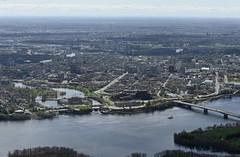 _D826820 (southfacing) Tags: ottawa ottawariver tourboat rideaufalls rideauriver chuckclark mintobridges ottawaoldcityhall externalaffairscanada airphotos20160507