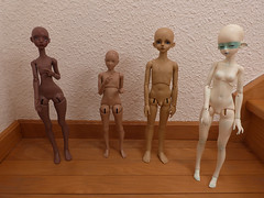 Zopa tan, by YouplaDolls ! (Leegloo) Tags: french doll artist dolls tan bjd msd youpla zopa youpladolls