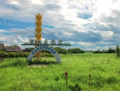 Concrete wheat (andrey.senov) Tags: russia kostroma province summer june field grass        fujifilm fuji x10 fujifilmx10 45faves