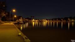 03. Nachts am Kanal 05-2016 (Possy 2016) Tags: nacht architektur hdr schleuse nachtaufnahmen datteln hdrbilder nikond7200 tamron16300mmf3563macro schleusedatteln