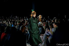 MFW People (82) (ChillaxingROAD) Tags: fashion model models runway frontrow mfw costumenational enniocapasa