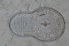 Fire Hydrant Inside (en tee gee) Tags: hydrant spain manhole
