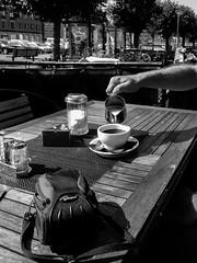break (S_Artur_M) Tags: travel bw white black lund blanco skne noir schweden negro sverige blanc schwarzweis