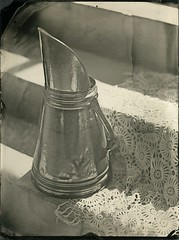 Wet plate (lusejessica) Tags: wetplate tintype stillife