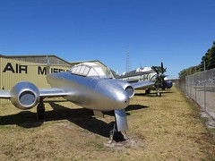 "Gloster Meteor T.7 2 • <a style=""font-size:0.8em;"" href=""http://www.flickr.com/photos/81723459@N04/27296138491/"" target=""_blank"">View on Flickr</a>"