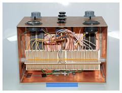 Inside the tuner (iveka19) Tags: self capa hobby homemade prototype antenne balanced hamradio impedance maccoy matcher coupleur