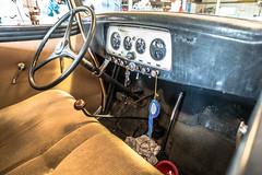 1934 Hupmobile inside (kryptonic83) Tags: 1934 hupmobile oldcars
