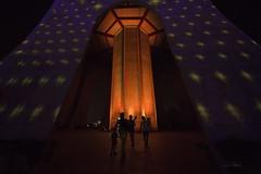 victory tower at night (gurpreet_singh.) Tags: fatehburj victorytower chapparchiri mohali india punjab bababandabahadur