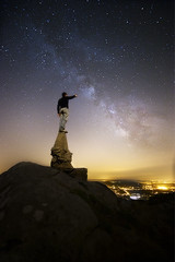 To the stars! (JLscape) Tags: nightphotography sky portugal skyline night canon landscape nightscape outdoor tokina astrophotography serene nightsky fullframe cosmos viana vianadocastelo highiso milkyway minho landscapephotography outdoorphotography landscapephoto canon6d tokinaaf1116mmf28 atx116prodx tokinaaf1116f28 astroscape milkywayphotography