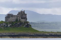 Duart Castle (trajet aller)