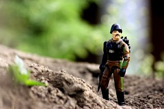 Major Bludd (R.T.G.) Tags: cobra 1983 mercenary theenemy majorbludd